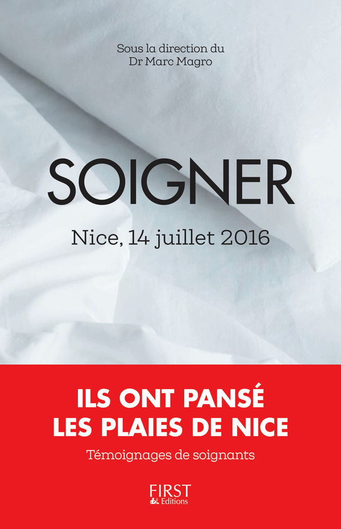 couverture soigner marc magro