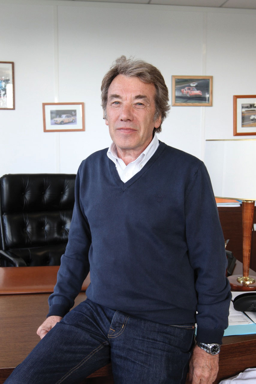 Jean-Claude Parot