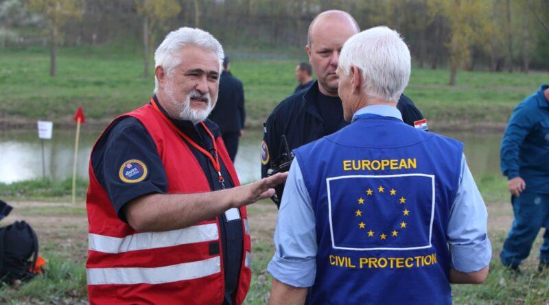 Un réseau européen de connaissance en protection civile