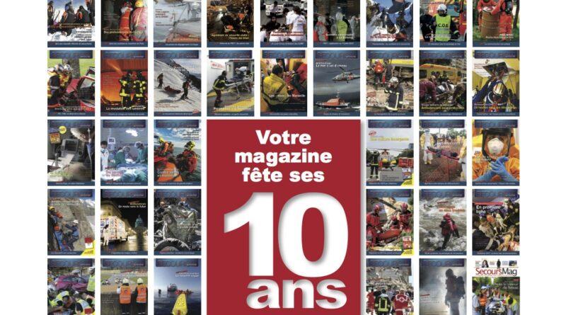 Secours Mag #0061