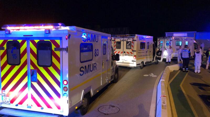 Ambulanciers hospitaliers : les oubliés du Ségur ?