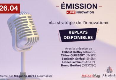 Live Innovation : le lancement