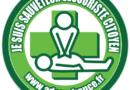 Un logo sauveteur secouriste citoyen